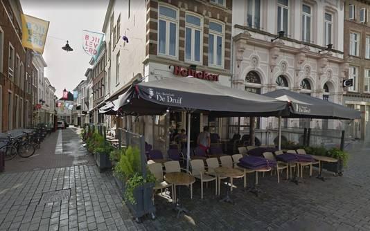 Borrel- en eetcafé De Druif.