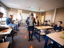 Rijden Zonder Invloed: zwalkend door het klaslokaal in Rijssen