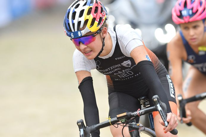 Rachel Klamer, triatlete van 2019.