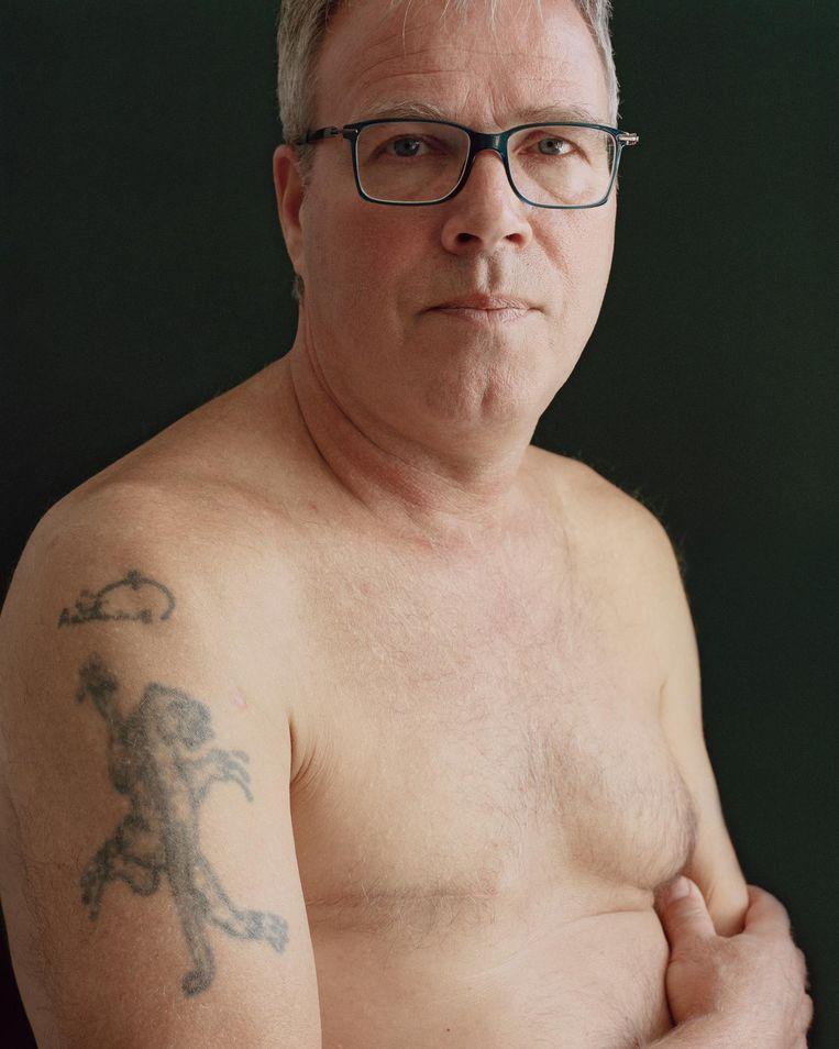 Frans Bon: 'Ik ben blij dat ik er nog ben, mijn zus overleed binnen acht weken aan dezelfde ziekte' Beeld Maarten Boswijk