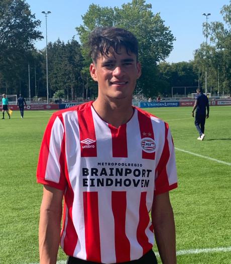 PSV haalt Braziliaanse verdediger Luis Felipe (18) definitief binnen