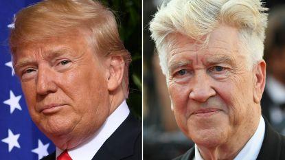 """'Twin Peaks'-regisseur David Lynch: """"Trump kan een van de grootste presidenten aller tijden worden"""""""