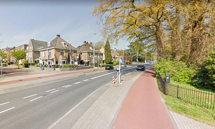 De Zijpendaalseweg in Arnhem.