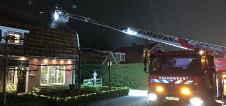 Drukke avond voor brandweer: ook brand in Oldenzaal