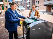 Nieuwe openbare afvalbak in strijd tegen ratten en ander ongedierte