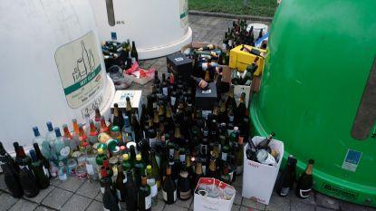 Dat moet een stevig nieuwjaarsfeestje geweest zijn...