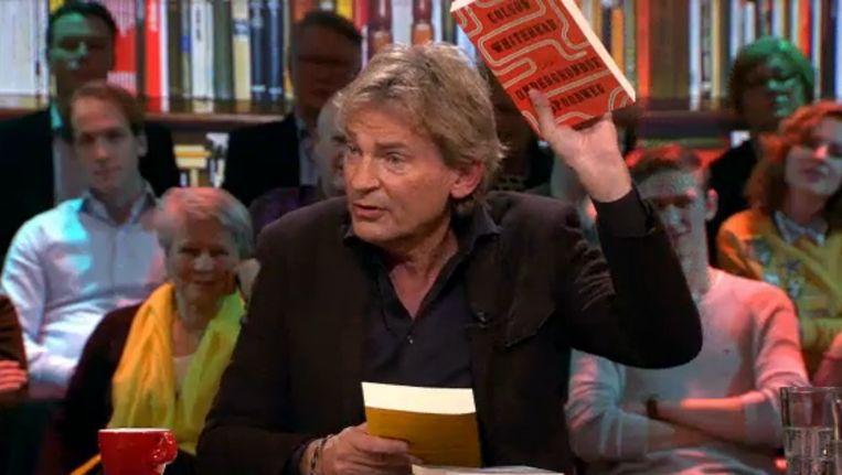 Boek Der Spiegels : Het boekenpanel van dwdd laat zich wederom gelden de volkskrant