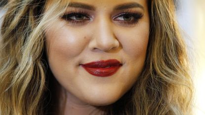 Khloe Kardashian kon bijna niet stappen toen ze net zwanger was