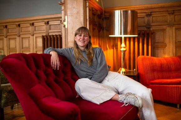 Mathilde Luijten (21) zorgt op 1 november voor de vijfde keer voor Overlast in De Studio.
