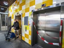 Al jaren trammelant met de liften van het Vreedeplein: 'Ze zijn waardeloos'