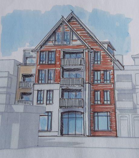 Ondernemers proberen alsnog zegen te krijgen voor 20 meter hoog bouwplan in centrum van Nijverdal