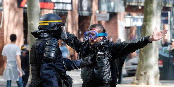 Meer dan 60.000 politieagenten gemobiliseerd voor 23ste protest gele hesjes in Frankrijk