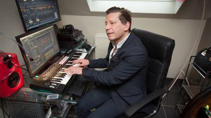 """VIDEO: Clip van synthesizer-held Mario 'Mathy' Vanhove gaat na 35 jaar wereldwijd viraal: """"Ik relativeer het en heb die periode al lang afgesloten"""""""