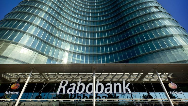 Het hoofdkantoor van de Rabobank Beeld anp