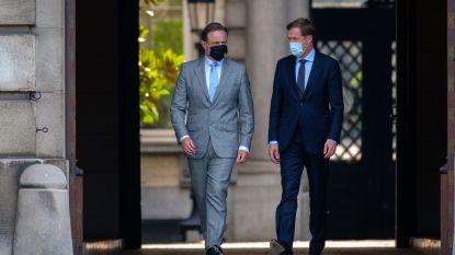 Over en uit voor duo Magnette-De Wever: preformateurs gooien de handdoek in de ring