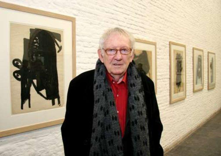 Hugo Claus in 2004