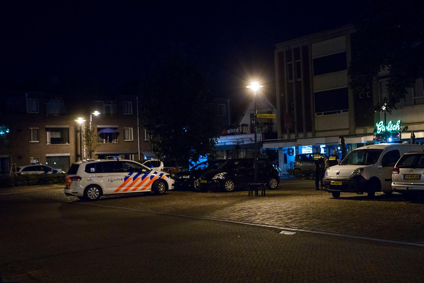 Verdachte aangehouden na steekincident op het Bolkenplein in Veghel.