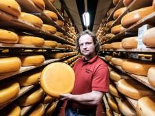 Kaasdieven maken beginnersfout: politie vindt honderden gestolen kazen
