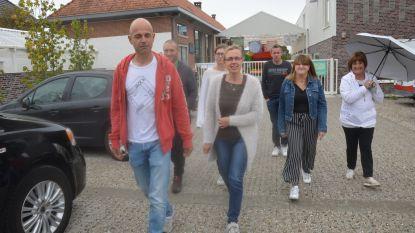Meer dan 240 mensen wandelen voor Glenn en tegen cyberpesten
