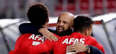 AZ-coach Pascal Jansen kent dit PSV op zijn duimpje en bouwde jaren mee aan de Eindhovense opleiding