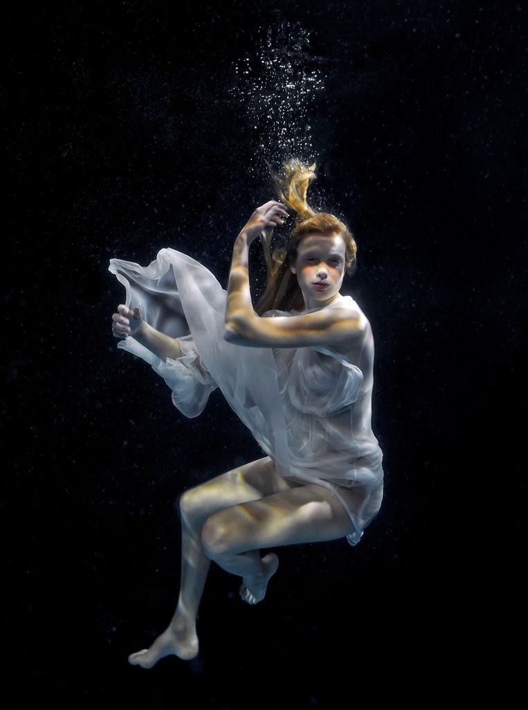 Whispering Waters - Zeuxo. Beeld Daniëlle Kwaaitaal