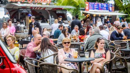 Vier plaatsen voorbehouden voor streetfood in Oostende