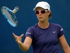 """Lucky-loser"", Flipkens dans le tableau final de l'US Open"