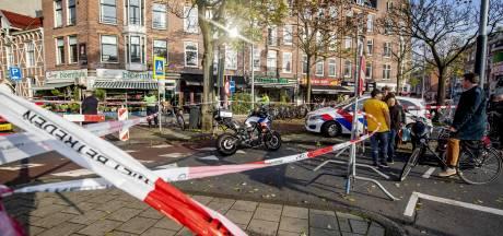 Bloedstollende minuten voor terrasbezoekers Amsterdam: 'We dachten aan een aanslag'