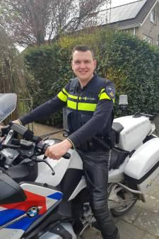 Tranen van zijn vrouw sporen wijkagent Johan van Zwartsluis aan tot aangrijpende oproep