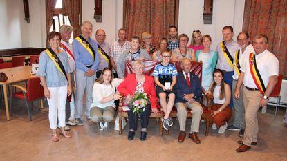 Edgar en Mariette zijn 65 jaar getrouwd