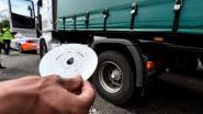 """Trucker rijdt onder invloed van cannabis: """"Rijbewijs ingetrokken, vrachtwagen aan de kant gehouden"""""""