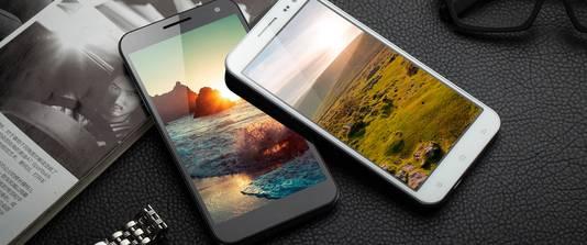 Smartphones van het Chinese merk ZOPO.