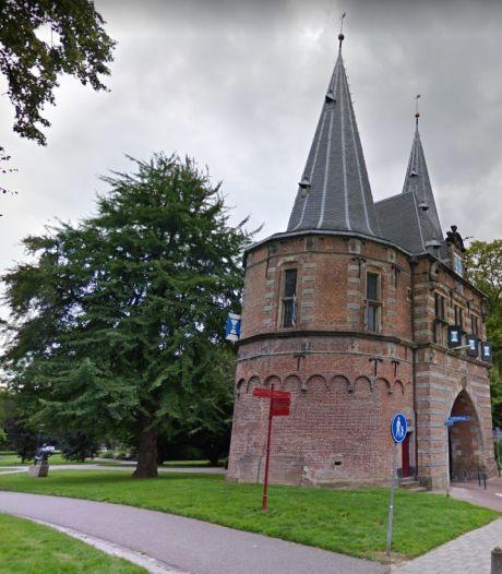 Trio tuigt man af bij Cellebroederspoort in Kampen