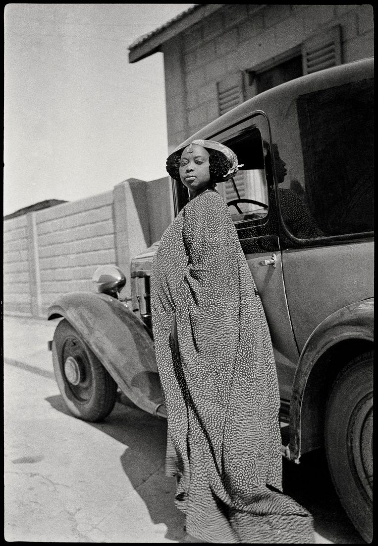 Saint-Louis, ca. 1930. Beeld Anonieme fotograaf / courtesy Revue Noire