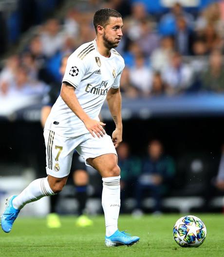 """Hazard répond aux critiques avec humour: """"Je ne comprends pas encore bien l'espagnol"""""""
