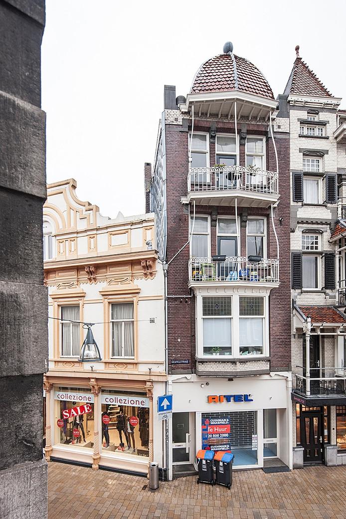 De schoonheid van de Heuvelstraat. Foto Jan van Oevelen.