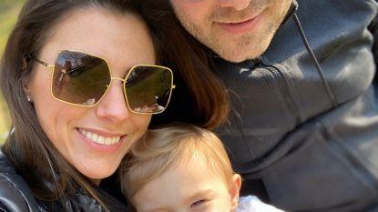 """De lockdown van het gezin Niels Albert: """"We genieten samen van onze dochter Alexine"""""""
