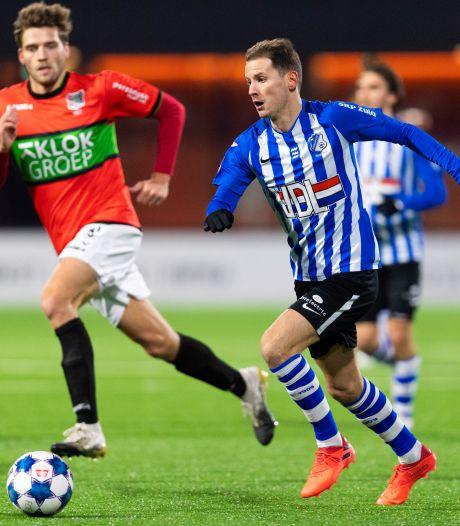 Samenvatting | FC Eindhoven - NEC