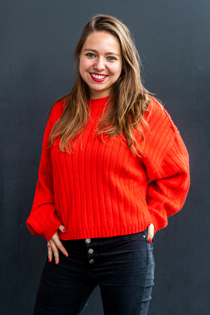Lisanne van Sadelhoff.( columniste).