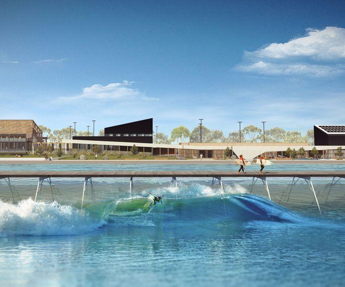 SnowWorld Waterpark Wavegarden Melbourne