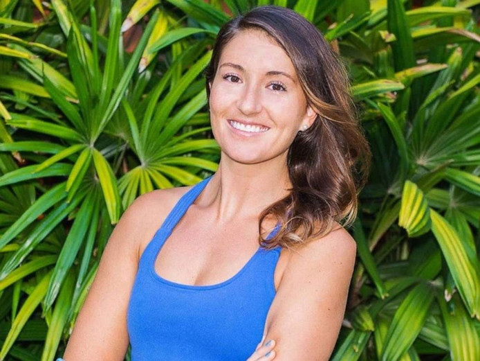 Amanda Eller overleefde ruim twee weken in dichtbebost gebied.