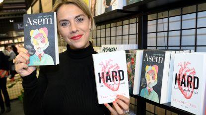 IN BEELD. BV's showen hun boeken op Boekenbeurs