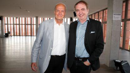 Na de exit van Ruben Van Gucht: Luc Verschueren legt ruzie bij met Jacques Vermeire en wordt zijn aangever