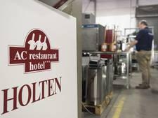 Loods in Heesbeen 'omgebouwd' tot AC-restaurant voor veiling