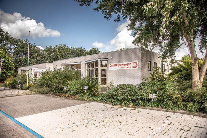 De locatie van Kinderopvang Doomijn aan de Burgemeester Walsumlaan in Zwolle.