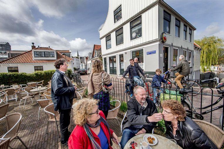 Café 't Sluisje Beeld Jean-Pierre Jans