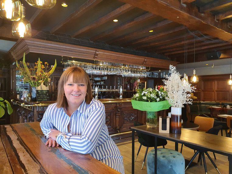 Melanie Janssen gooit het over een compleet andere boeg  in Den Toerist in Wechelderzande.