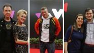 IN BEELD. Bekende gezichten vieren 30 jaar VTM op de rode loper