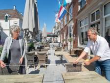 De terrassen gaan weer open: 'maar geen enkele ondernemer gaat geld verdienen'
