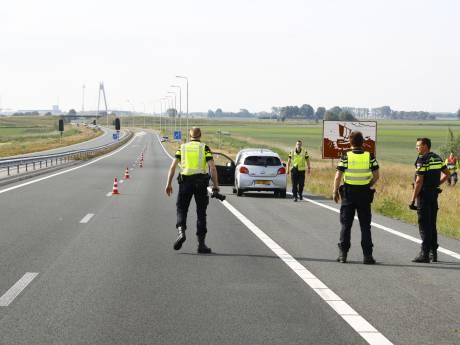 Tragisch ongeval op de N50: automobilist tussen Kampen en Ens aangereden en overleden
